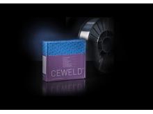 Migdraad Ceweld Alum. Almg5 1,0 mm 7 kilo