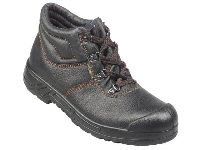 Werkschoenen Met Stalen Neus.Werkschoenen Sw 3451 Hoog Met Stalen Neus